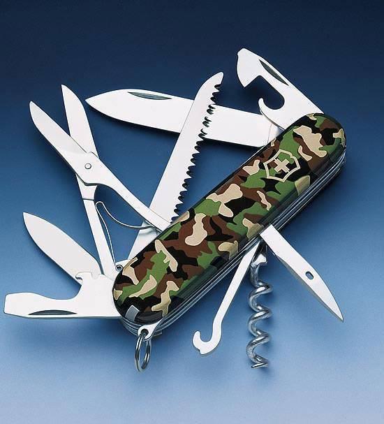 Многофункциональный нож Victorinox Comouflage 1.3713.94