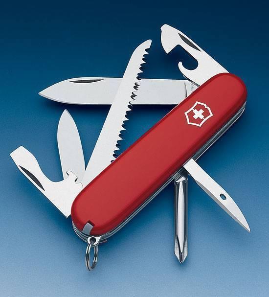 Многофункциональный нож Victorinox Hiker 1.4613