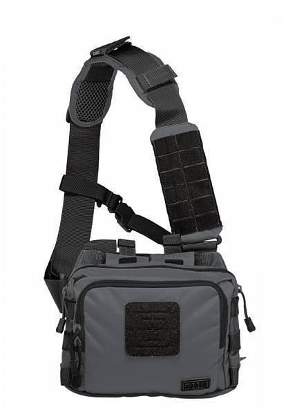 Тактическая плечевая сумка 5.11 Tactical 2-Banger Bag Double Tap 56180-026