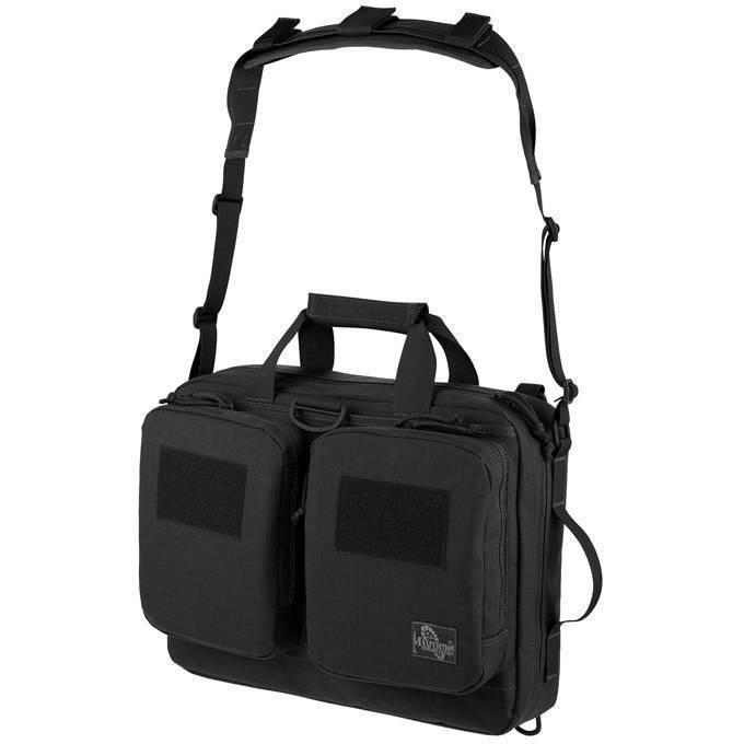 Сумка для ноутбука Maxpedition Testudo Laptop Case Black