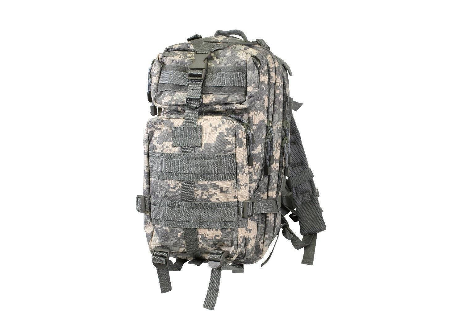 Тактический рюкзак Rothco Medium Transport Pack ACU Digital Camo 2288