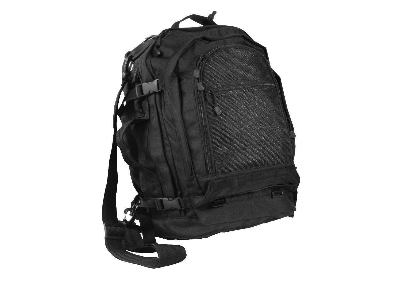 Дорожная сумка-рюкзак Rothco Move Out Bag / Backpack Black 2299