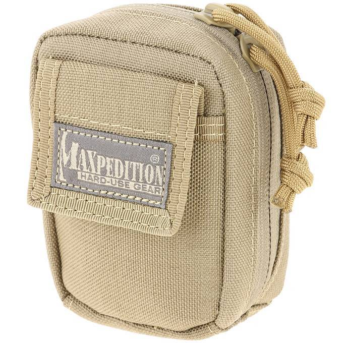 Подсумок Maxpedition Barnacle Pouch Khaki