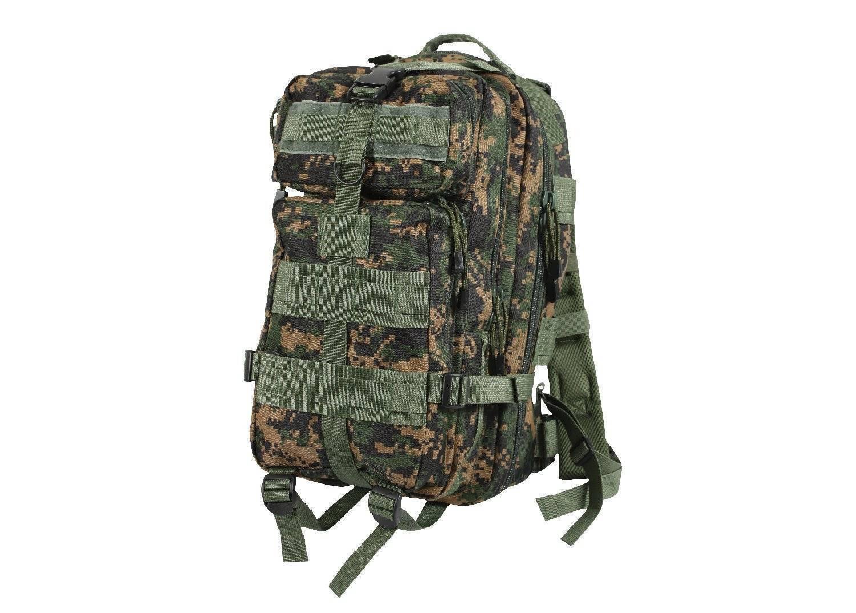 Тактический рюкзак Rothco Medium Transport Pack Woodland Digital Camo 2559