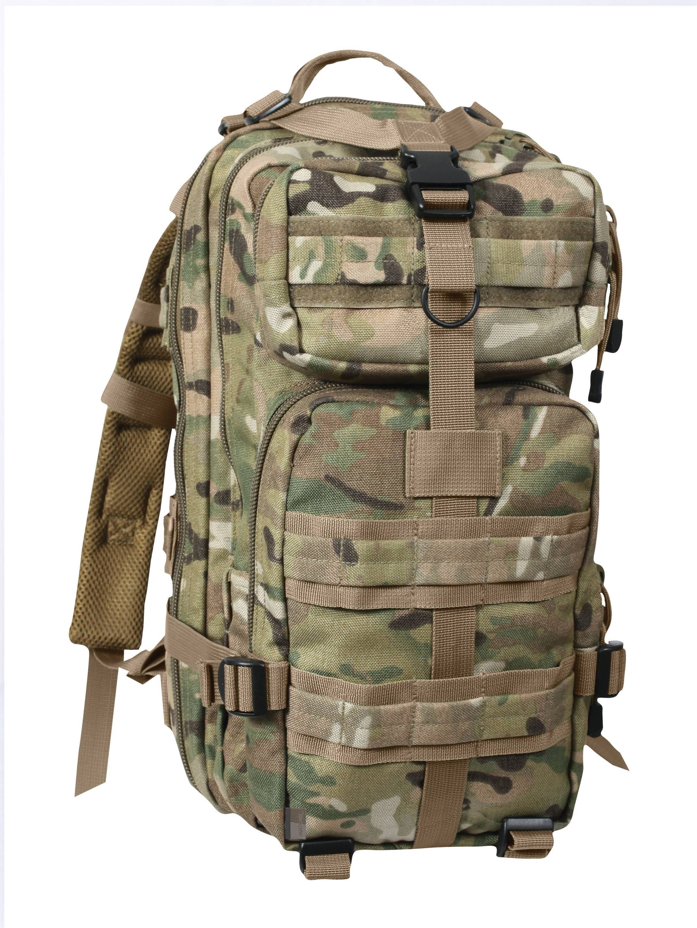 Тактический рюкзак Rothco Medium Transport Pack MultiCam 2940