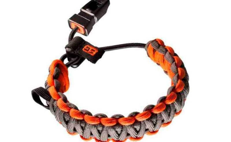 Браслет из паракорда Gerber Bear Grylls Survival Bracelet 31-001773