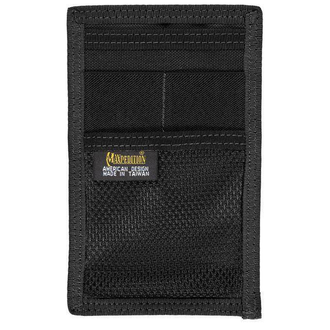 Maxpedition Hook & Loop Mini Organizer Black