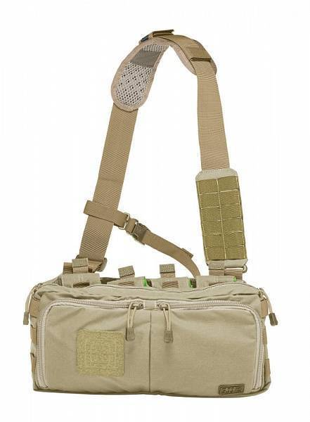 5.11 Tactical 4-Banger Bag Sandstone 56181-328