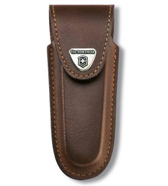 Кожаный чехол для ножа Victorinox 4.0537