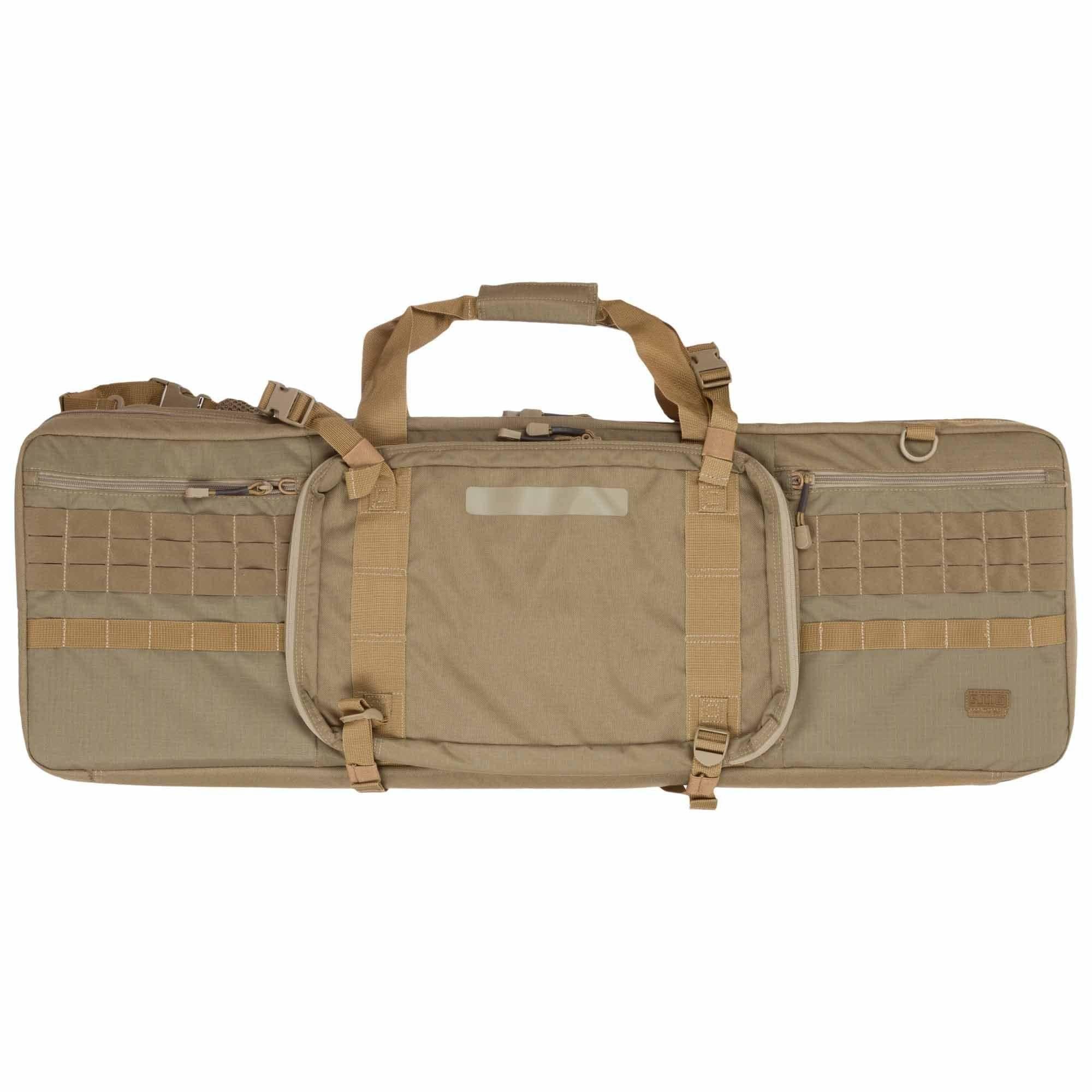 "5.11 Tactical 36"" Double Rifle Case Sandstone"