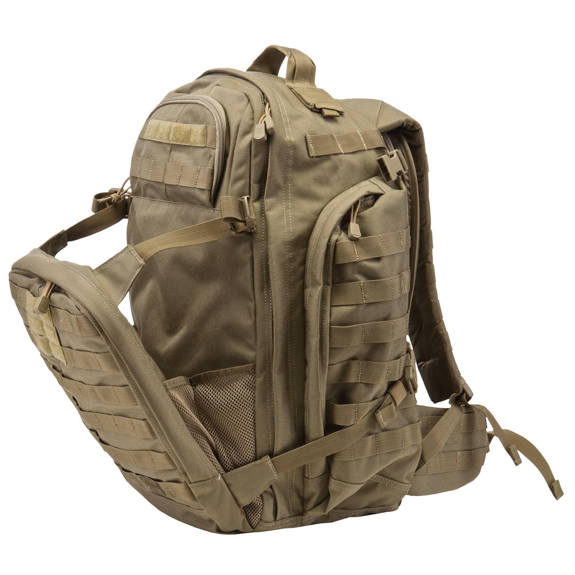Тактический рюкзак 5.11 Tactical RUSH 72 Backpack TAC OD 58602-188