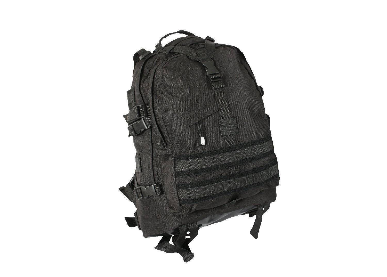 Тактический рюкзак Rothco Large Transport Pack Black 7287