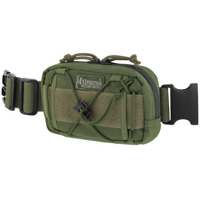 Подсумок Maxpedition Janus Extension Pocket OD Green