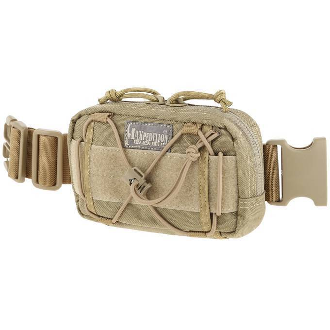 Подсумок Maxpedition Janus Extension Pocket Khaki