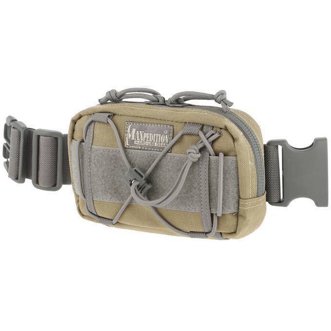Подсумок Maxpedition Janus Extension Pocket Khaki-Foliage