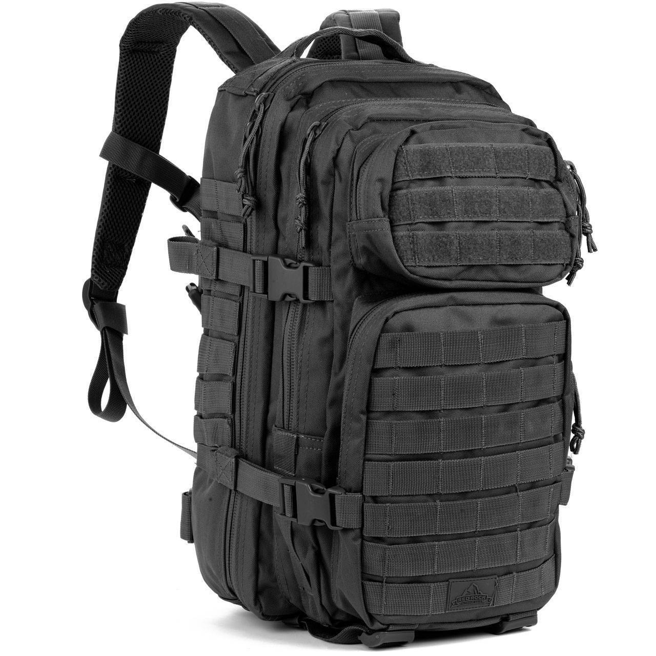 Red Rock Assault Pack Black