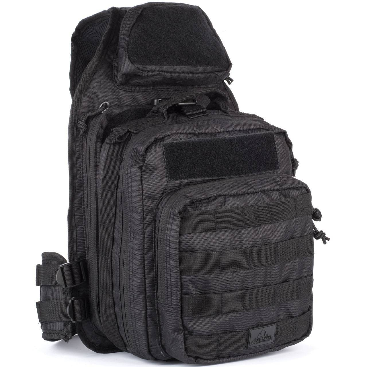 Red Rock Recon Sling Pack Black