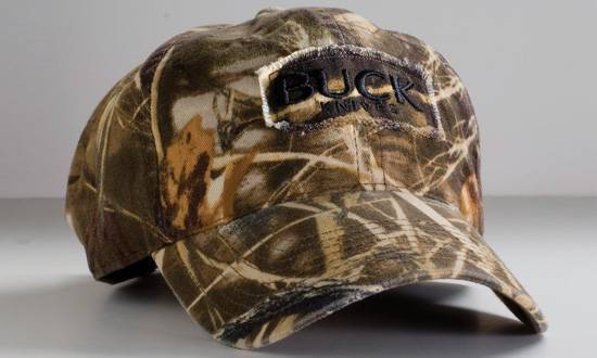 Бейсболка Buck Advantage Camo 89052