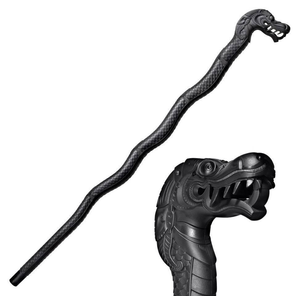Cold Steel Dragon Walking Stick