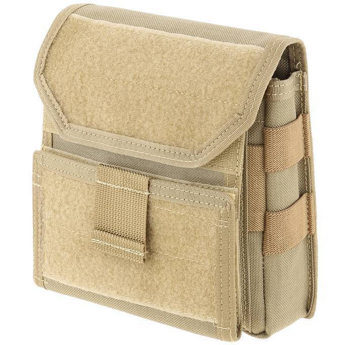 Подсумок Maxpedition Monkey Combat Admin Pouch Khaki
