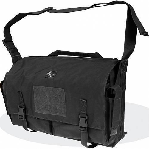 Дорожная сумка Maxpedition Gleneagle Messenger Bag Black