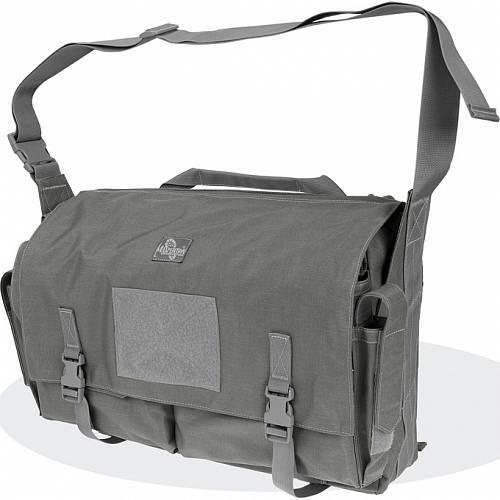 Дорожная сумка Maxpedition Gleneagle Messenger Bag Foliage Green
