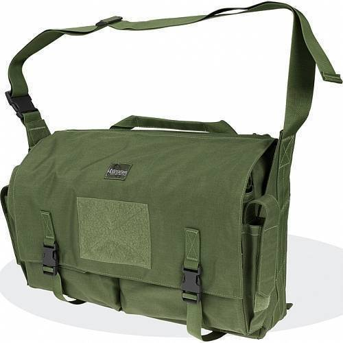 Дорожная сумка Maxpedition Gleneagle Messenger Bag OD Green