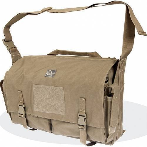 Дорожная сумка Maxpedition Gleneagle Messenger Bag Khaki