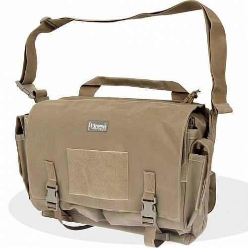 Дорожная сумка Maxpedition Larkspur Messenger Bag Khaki