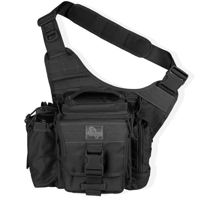 Тактическая сумка Maxpedition Jumbo E.D.C. Black 9845B