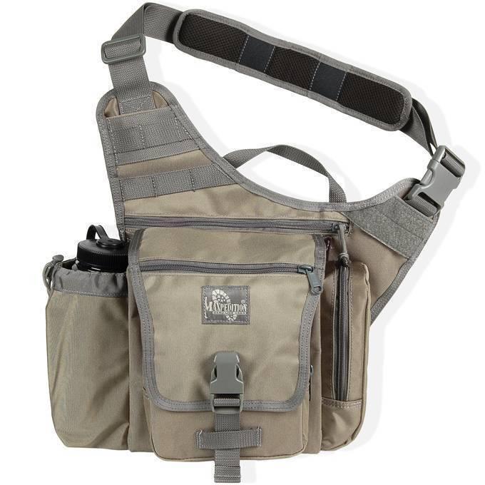 Тактическая сумка Maxpedition Jumbo K.I.S.S. Khaki-Foliage