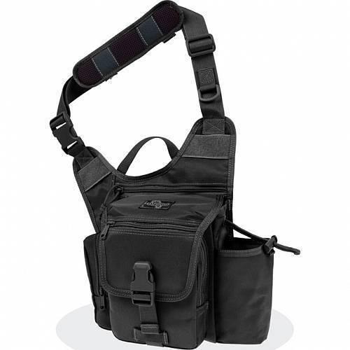 Тактическая сумка Maxpedition Fatboy G.T.G. S-Type Black