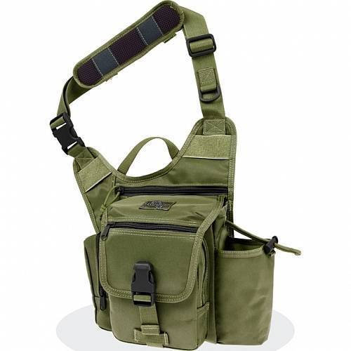 Тактическая сумка Maxpedition Fatboy G.T.G. S-Type OD Green