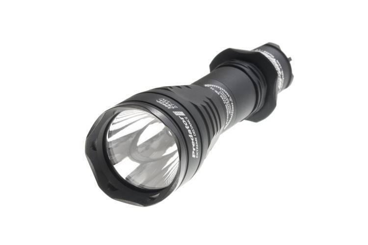 Armytek Predator Pro v3 XP-L HI (тёплый свет)