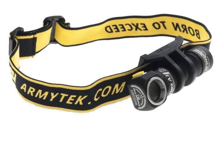 Armytek Tiara A1 v2 XP-L (тёплый свет)