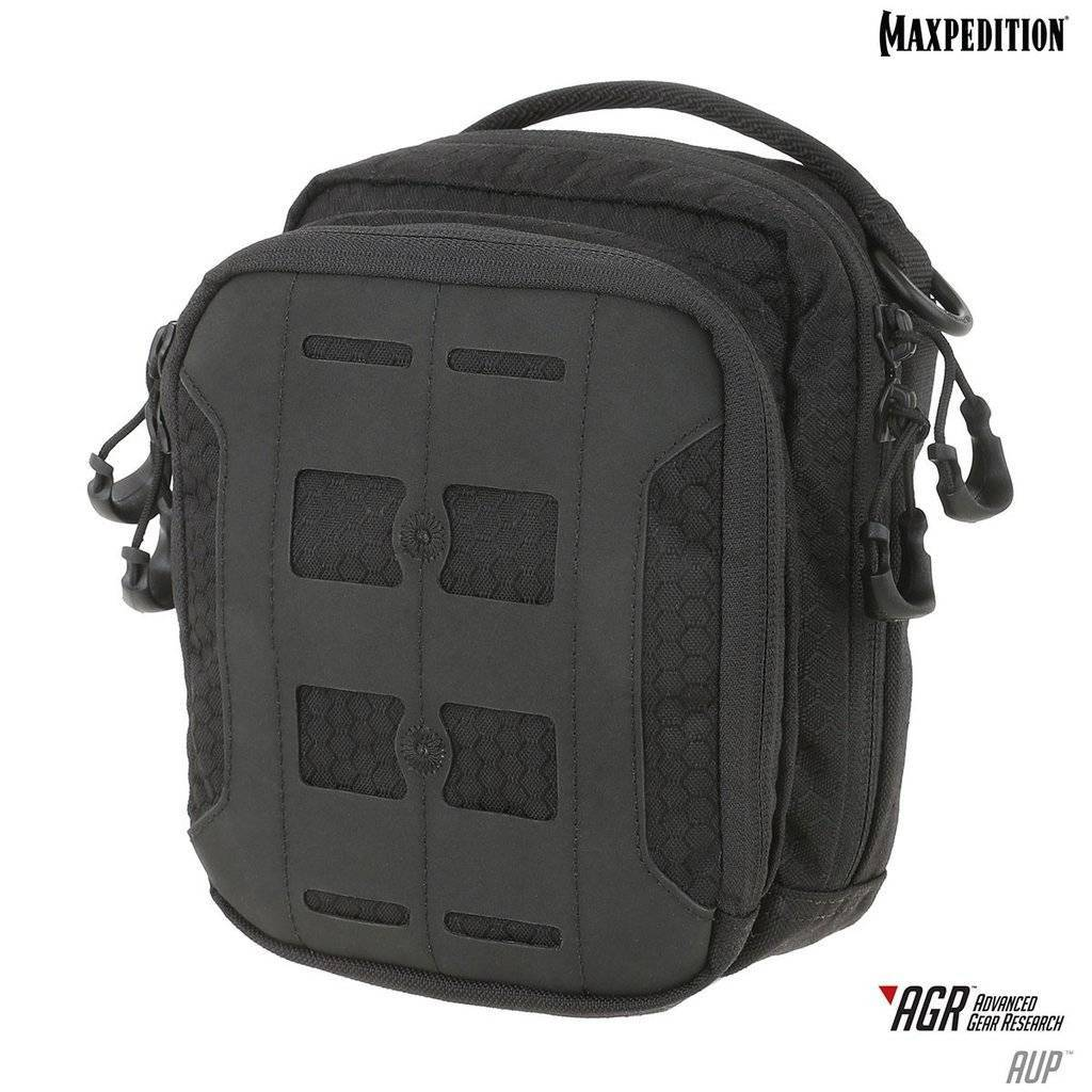 Maxpedition AUP Accordion Utility Pouch Black