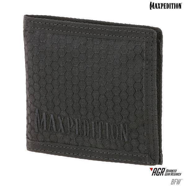 Maxpedition BFW Bi-Fold Wallet Black