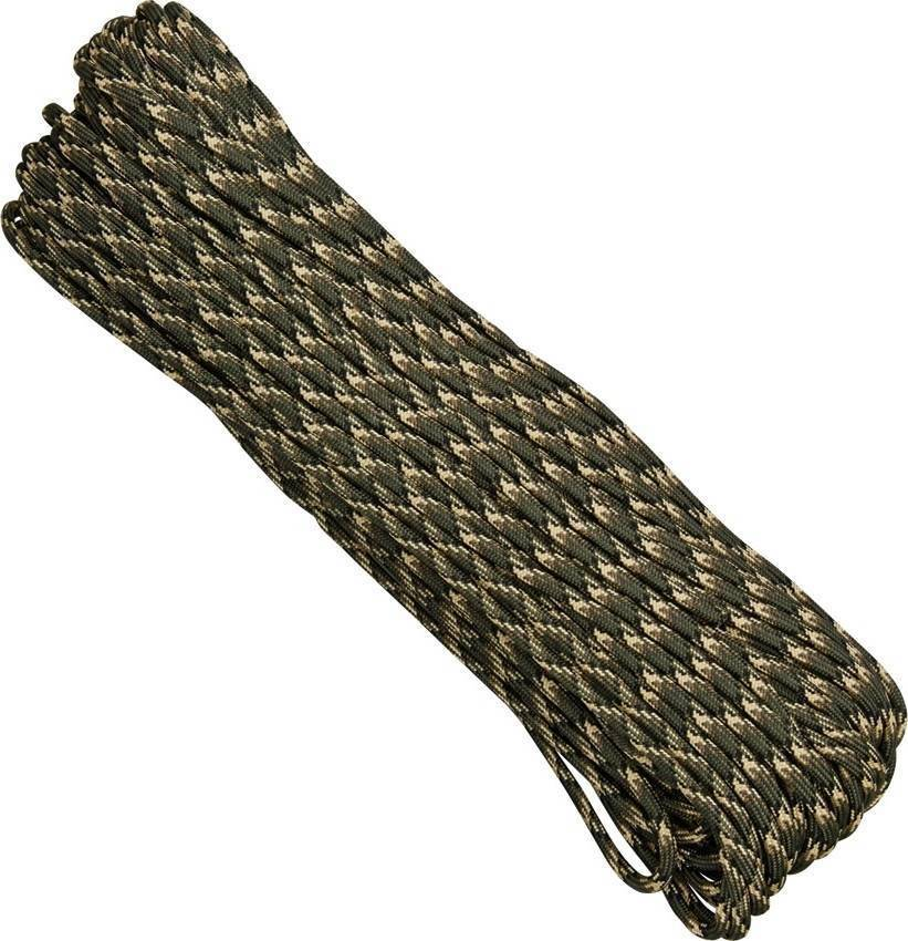 Paracord Atwood Rope MFG 550 Camo