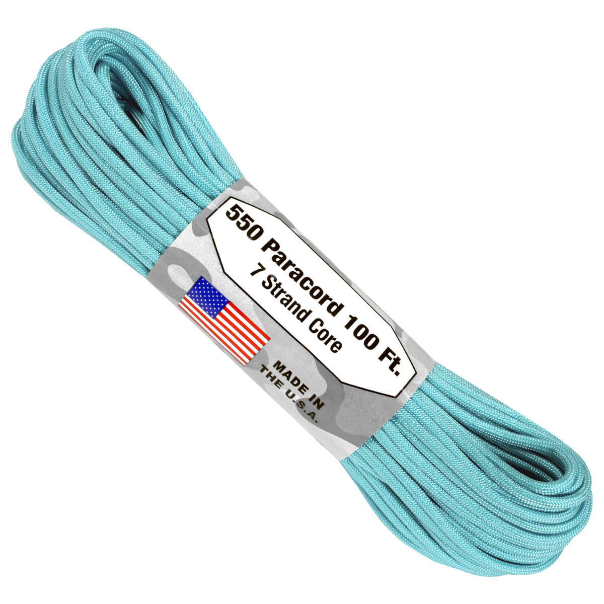 Paracord Atwood Rope MFG 550 Carolina Blue