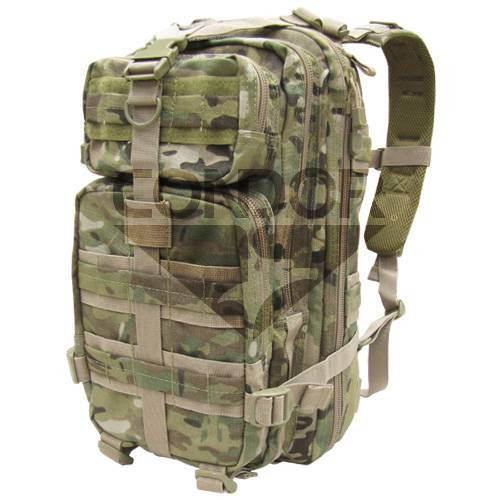 Тактический рюкзак Condor Outdoor Compact Assault Pack Multicam 126-008