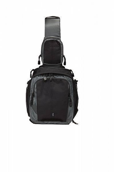 Однолямочный Тактический Рюкзак 5.11 Tactical Covrt Zone Assault Pack Asphalt 56971-021