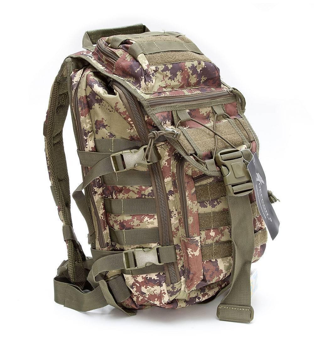 Тактический рюкзак Defcon 5 Easy Pack Vegetato Italiano D5-L112VI