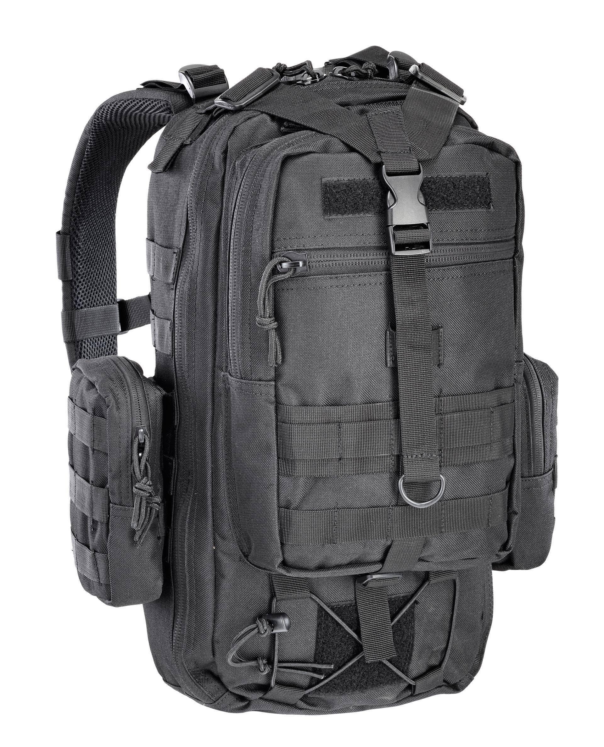 Тактический рюкзак Defcon 5 One Day Tactical Backpack Black