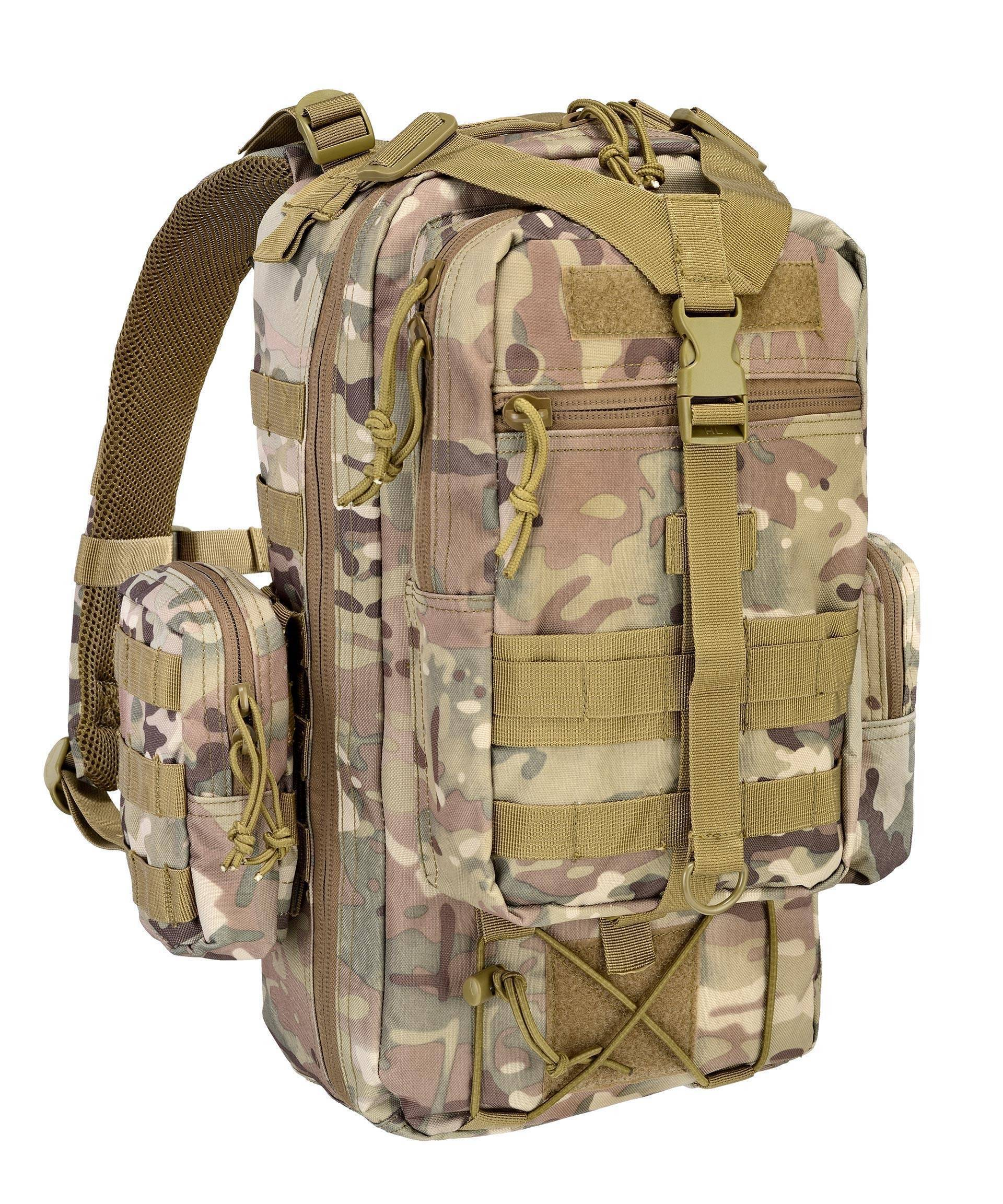 Тактический рюкзак Defcon 5 One Day Tactical Backpack Multi Camo D5-L115MC