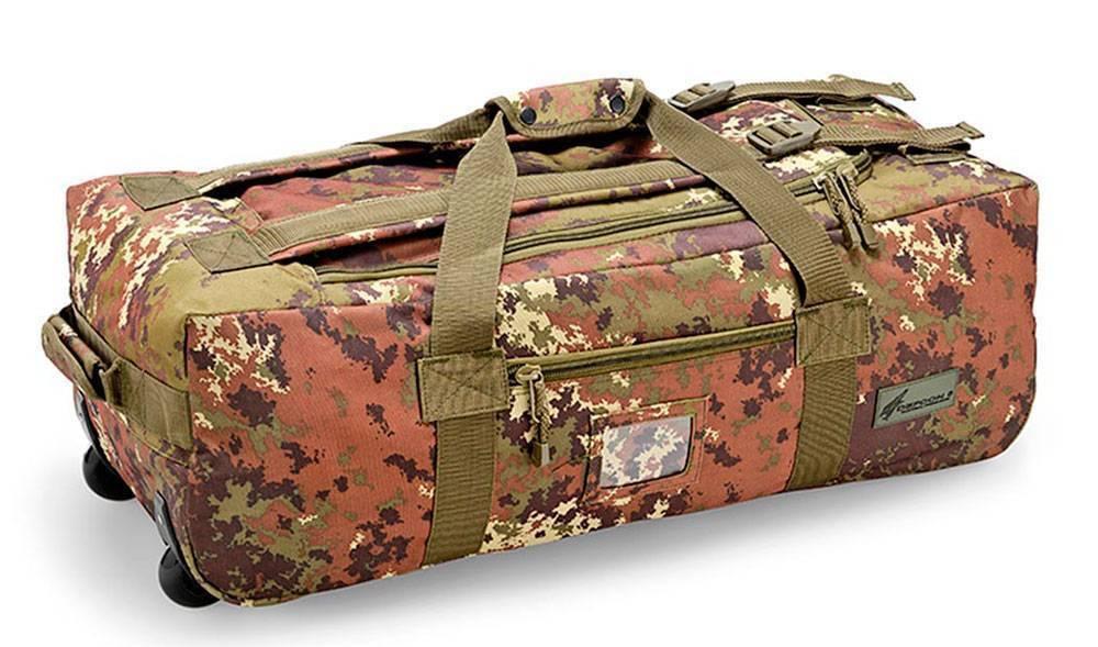 Дорожная сумка Defcon 5 Trolley Travel Bags Vegetato Italiano D5-XY003VI