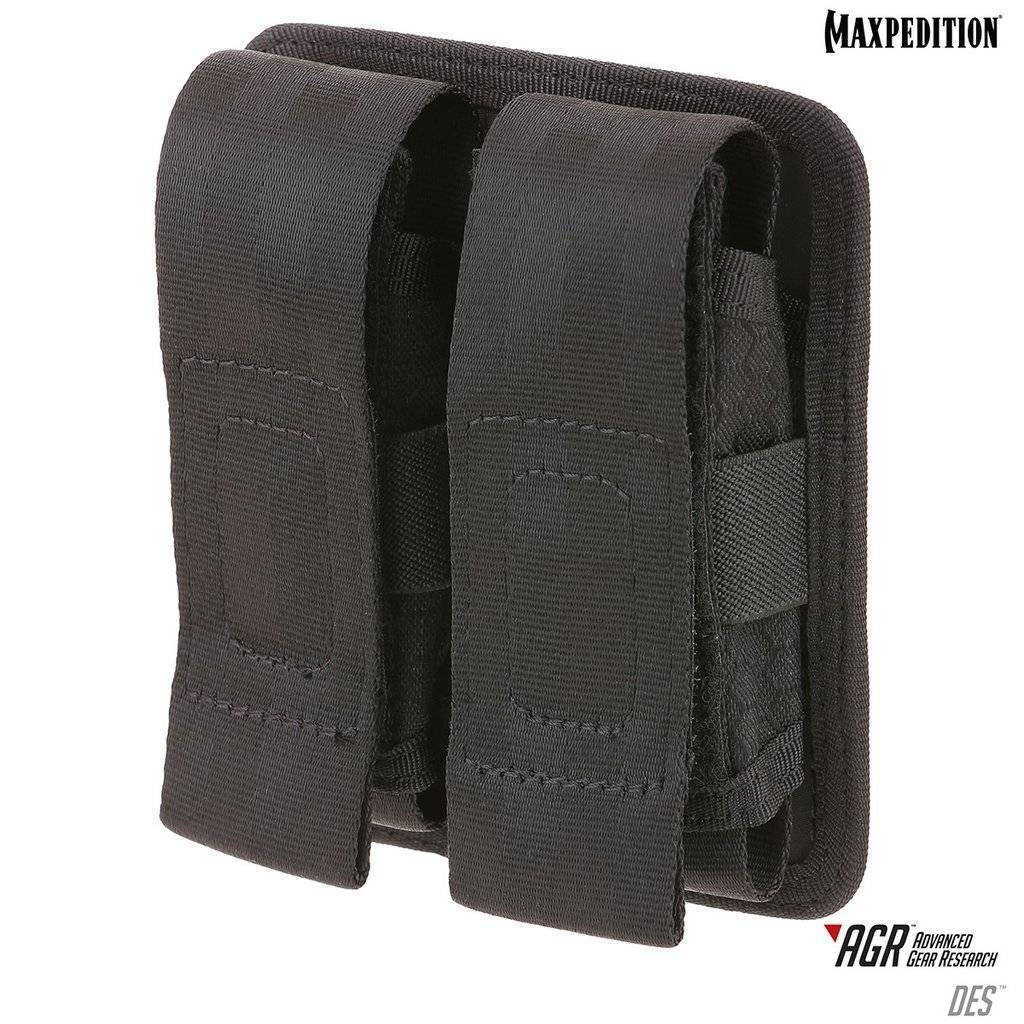 Maxpedition DES Double Sheath Pouch Black