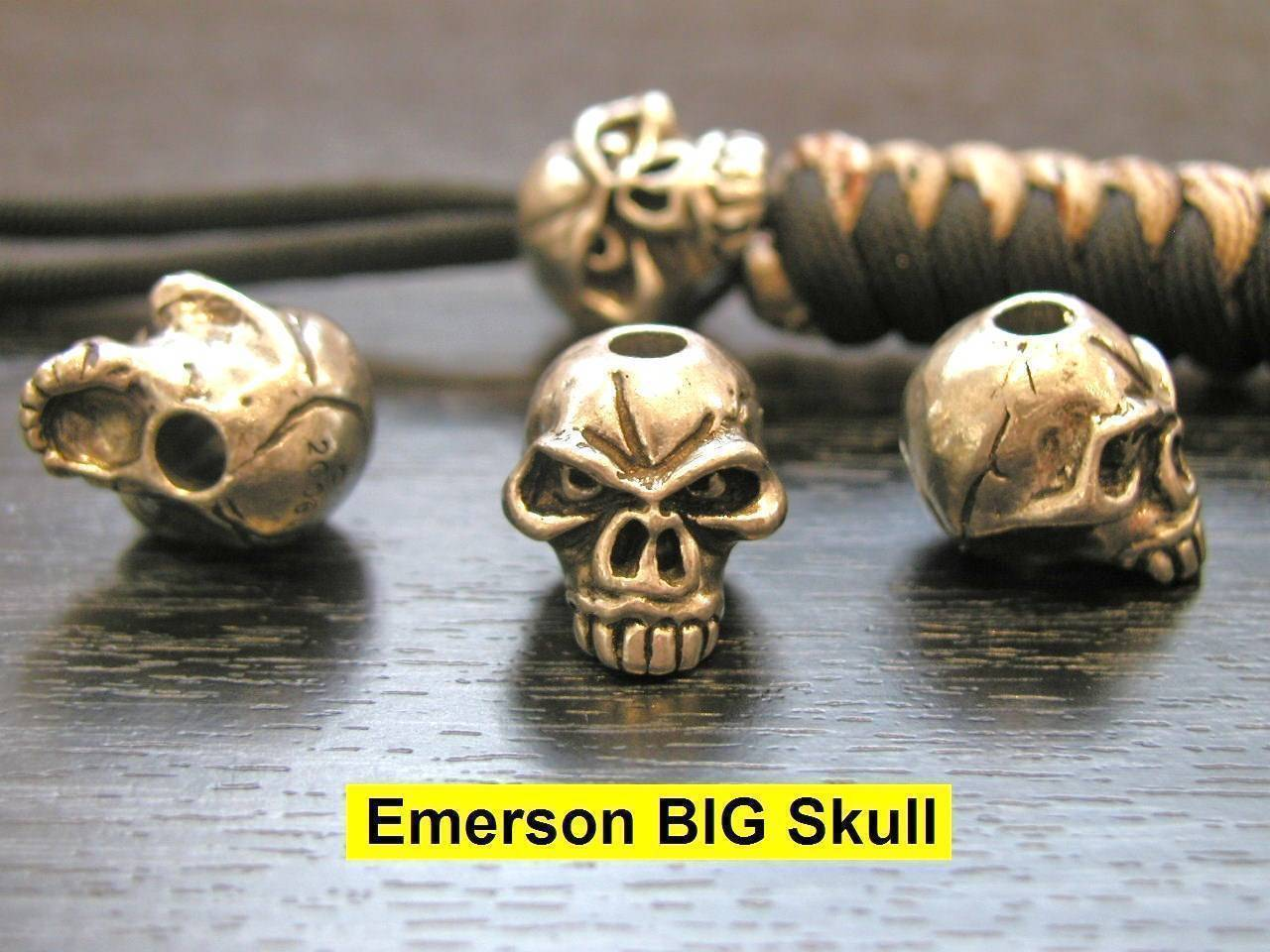 Череп Schmuckatelli Emerson Big Skull EMERSON BIG SKULL