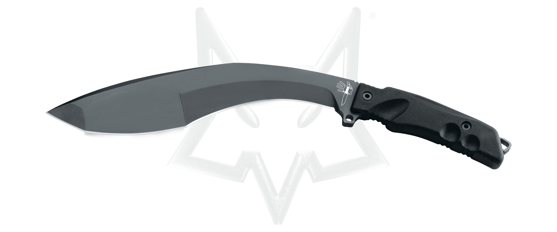 Fox Knives Extreme Tactical Trakker