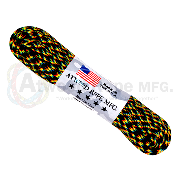Paracord Atwood Rope MFG 550 Galaxy
