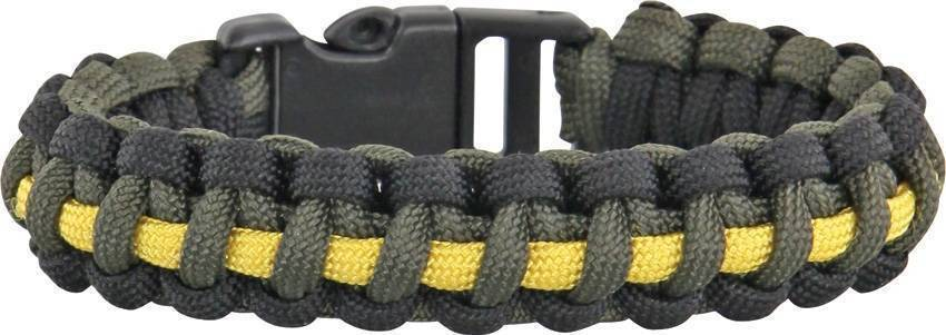 Браслет из паракорда Knotty Boys Survival Bracelet Special Operations (Medium)